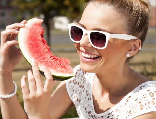Dinnyében a csoda! A görögdinnye 7 hatása a testedre