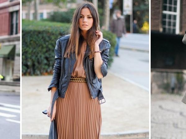 Dzsekis és blézeres outfit inspirációk idén őszre