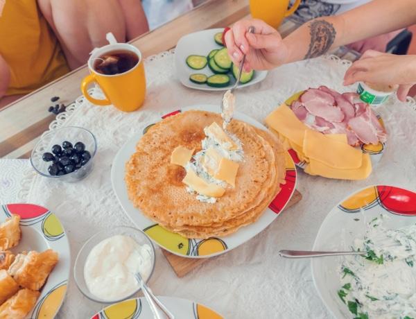 Ebben az időben edd a reggelidet, hogy minél tovább eltelítsen