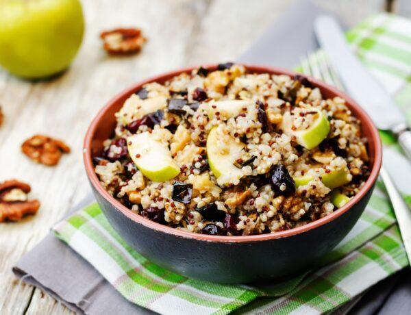 Egészséges köret alternatívák, ha unod a rizst és a salátát