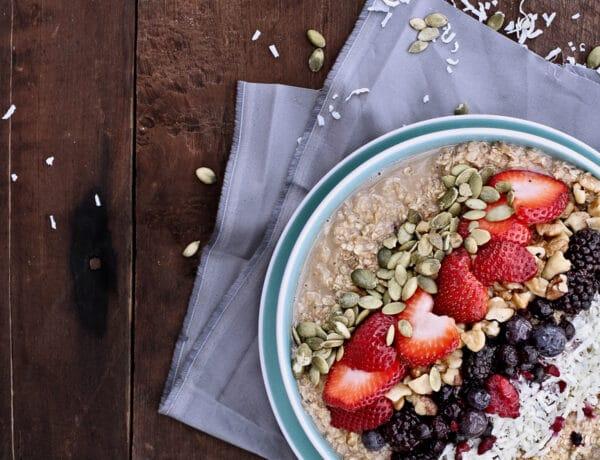 Egészséges reggeli receptek rohanós hétköznapokra