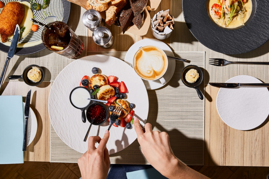 Egészségtelenebb éttermekben enni, mint hinnéd