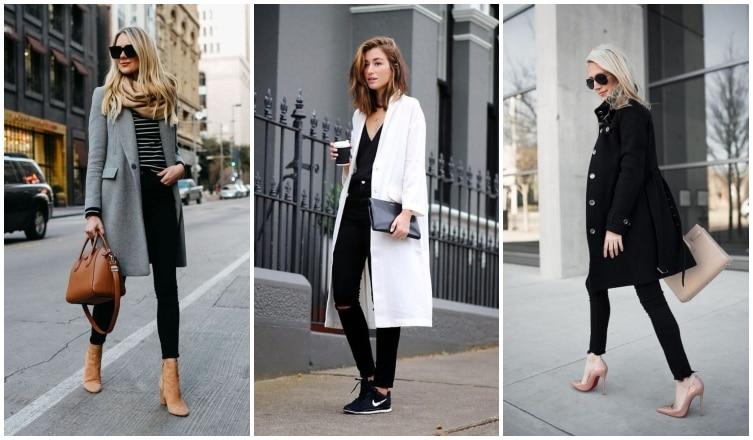 Egy nadrág, 6 outfit őszre – így viseld a fekete farmert, és sosem lesz unalmas