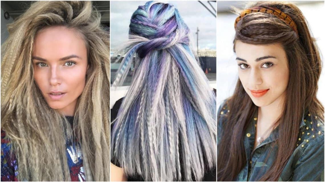 El tudod képzelni magad kreppelt hajjal? Az idei trend szerint ideje ismét elővenned a hajkreppelődet