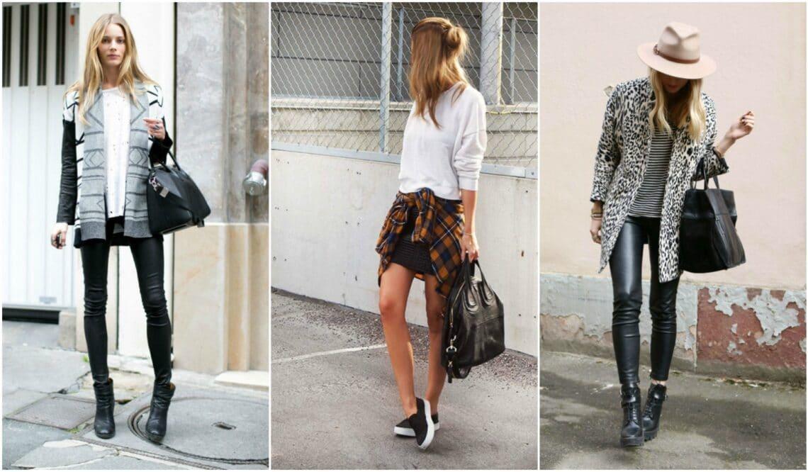 Elbűvölő black and white outfitek egy kis csavarral