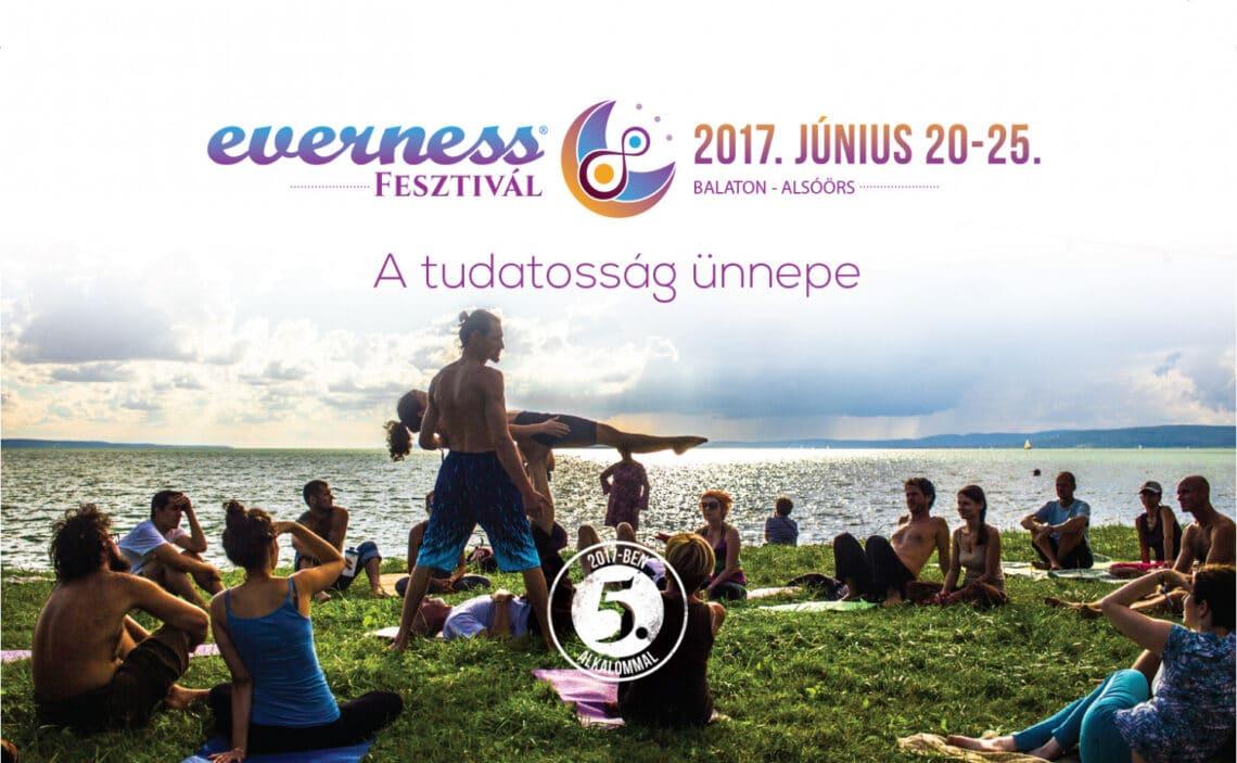 Everness 2017: Fesztivál azoknak (is), akik nem járnak fesztiválra