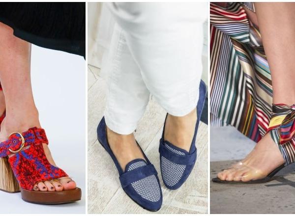 Ez a 2019-es tavaszi-nyári cipőtrend – melyik a kedvenced?