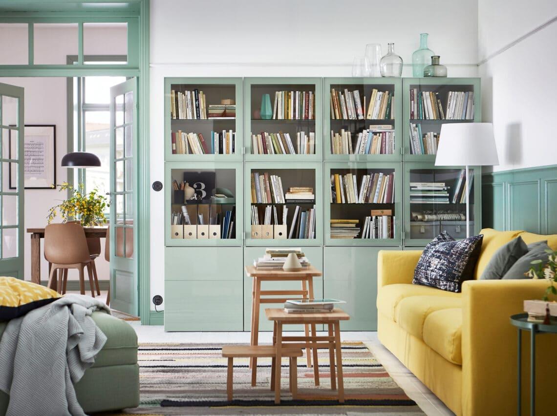 Ez a 4 legmegnyugtatóbb szín a lakásban. Nálad is jelen van?