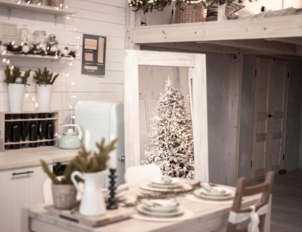 Ez a menő idén a karácsonyi díszítésben