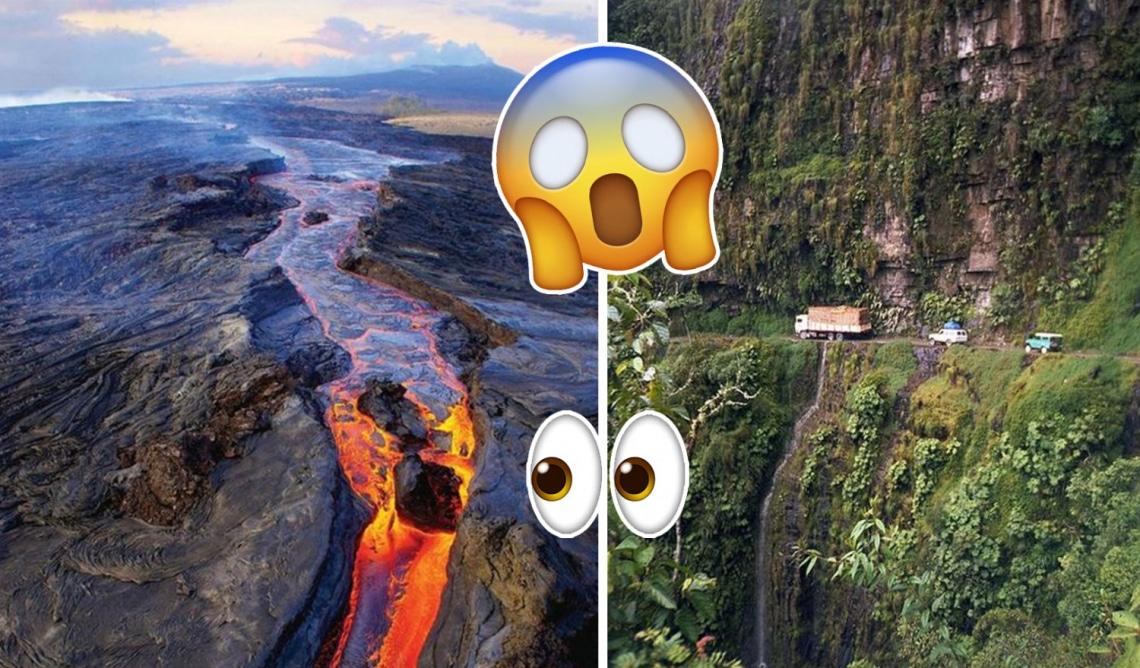 Ez a világ 5 legveszélyesebb turista látványossága