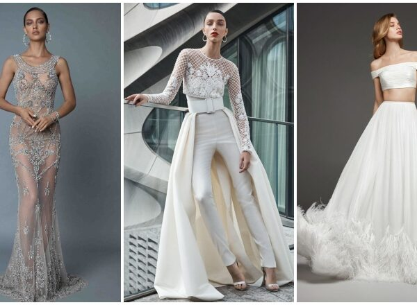 Ez az idei menyasszonyi ruhatrend – egészen más, mint amit eddig megszoktunk