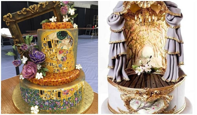 Ez már művészet: fenséges süti- és tortacsodák profiktól