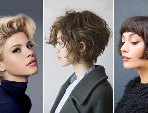 Mutatjuk a 8 legtrendibb rövid és félhosszú frizurát