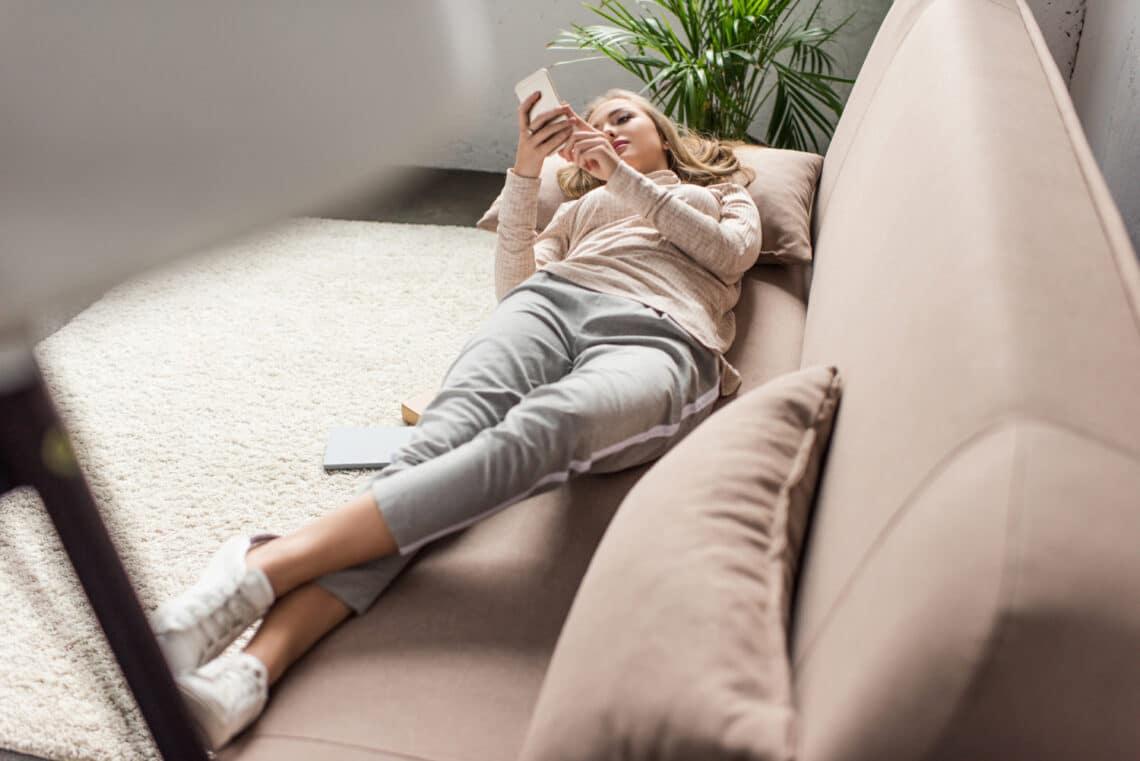 Ez történik a testeddel, ha a házi karantén idején szinte alig mozogsz