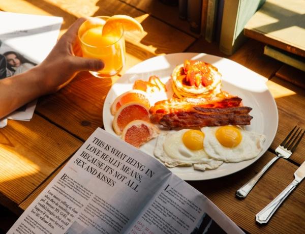 Mi történik a testeddel, ha minden nap eszel tojást?