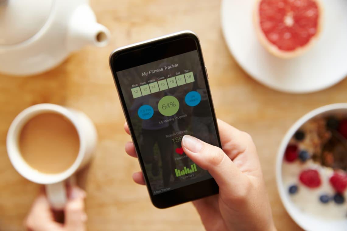 Heti tech-teszt: 5 app, amivel szórakozás egészségesen táplálkozni