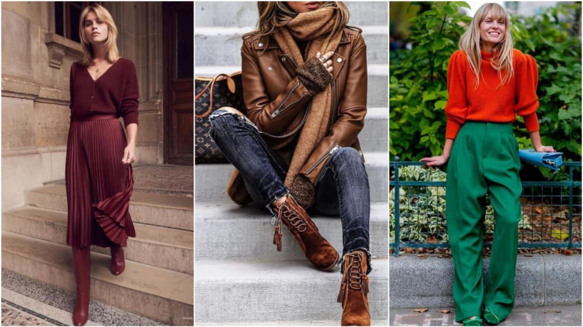 Ezek lesznek az ősz divatszínei – Melyiket érzed magadénak?