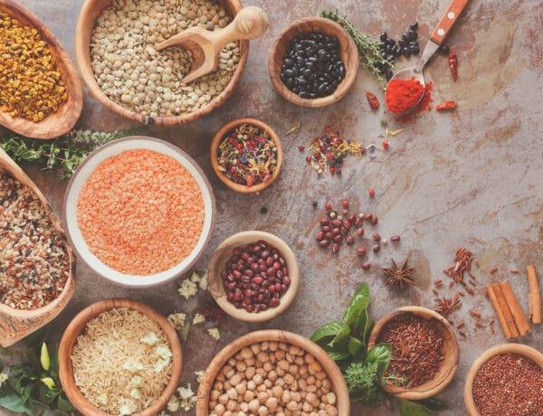 Elég a húsból, jöhet a növényi fehérje! Az 5 legegészségesebb alapanyag