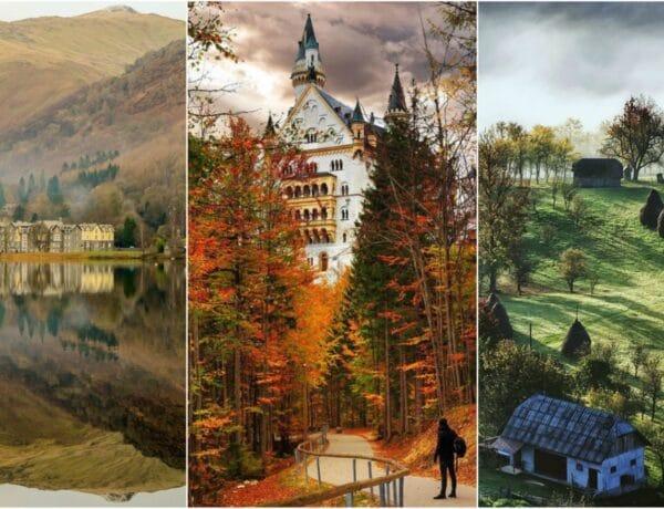 Ezeket látnod kell! Európai úti célok, melyek ősszel a legszebbek
