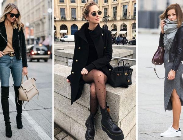 Ezt a 3 trendi cipőt viselheted idén ősszel a legsokoldalúbban