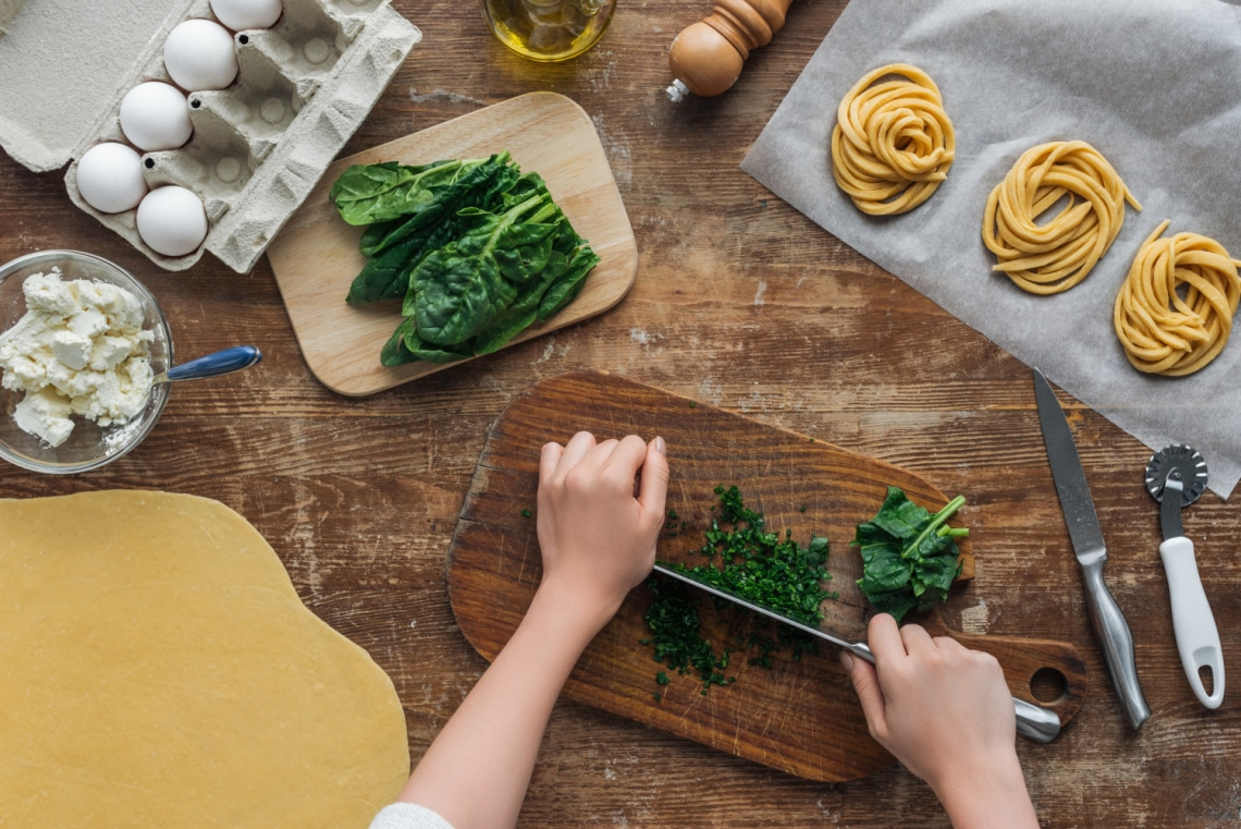 Ezt az 5 tavaszi tésztareceptet érdemes feljegyezni