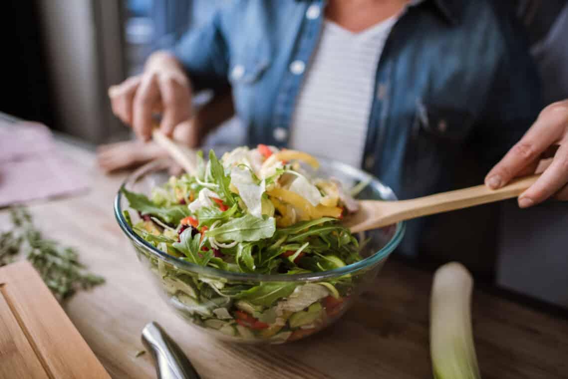 Ezt hagyd ki a salátádból, ha fogyni szeretnél