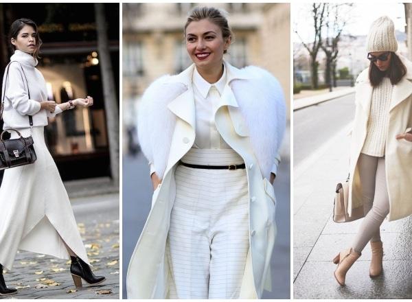 Fehéret fehérrel – Így hordd télen is ezt az elegáns színt
