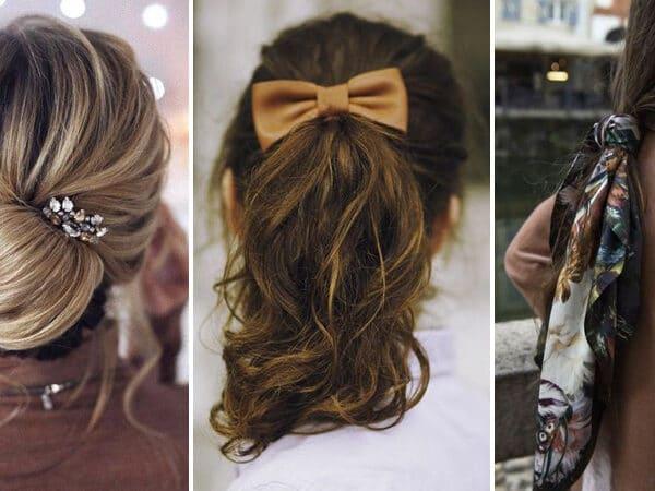 Felejtsd el a hajgumit: 5+1 csodaszép hajdísz, amelyet otthon magadnak is elkészíthetsz