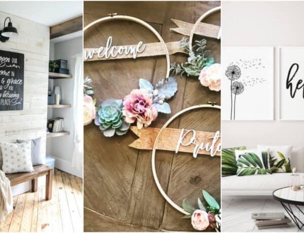 Feliratok az otthonodban – dobd be a hangulatos trendet a lakás minden helyiségében