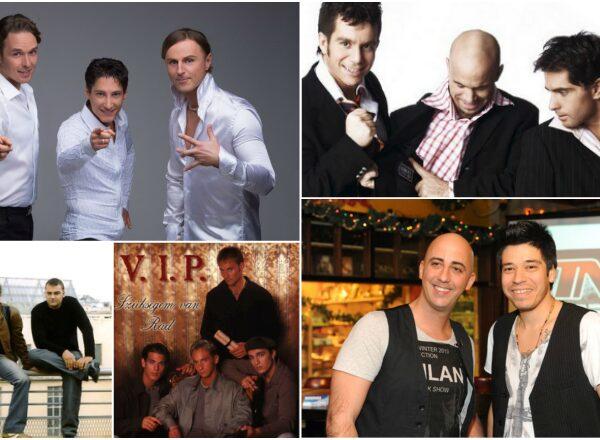 Fiatalkorunk legszórakoztatóbb magyar bandái – A Backstreet Boys hazai változatai