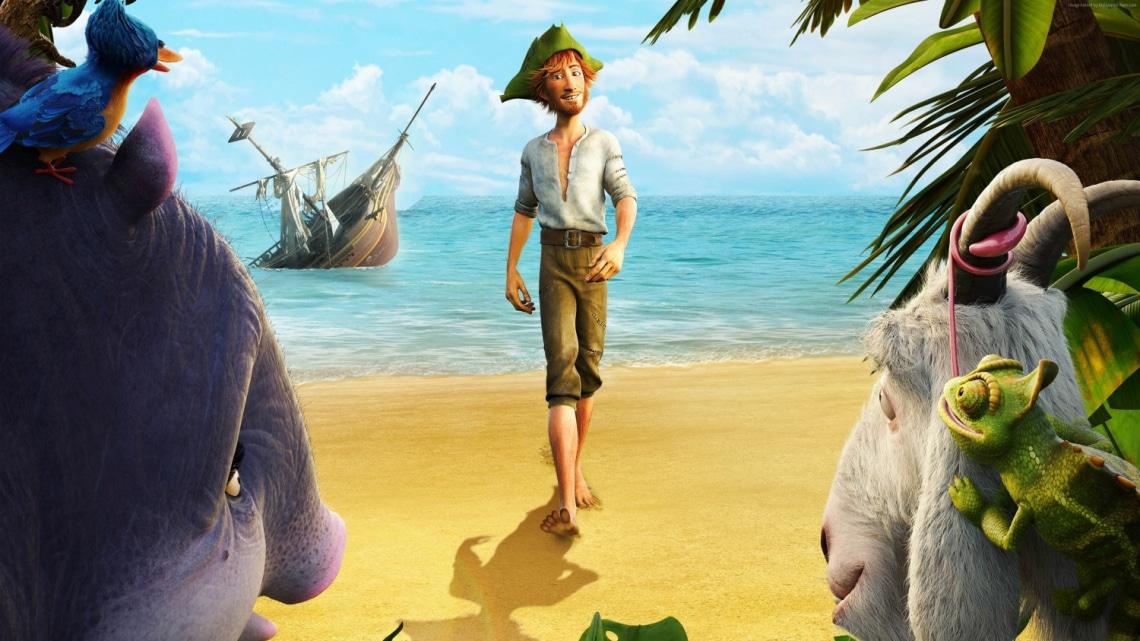 Filmajánló: Robinson Crusoe 3D