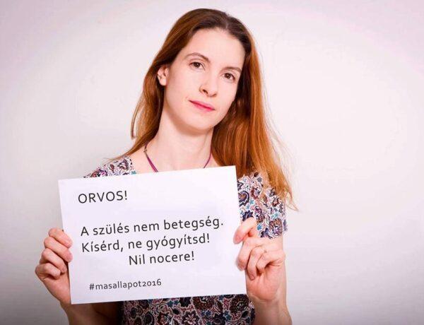 Fontos róla beszélni! Kezdeményezés a szülészeti erőszak ellen