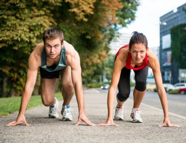 Aki szokott futni, több randija és jobb szexuális élete lesz