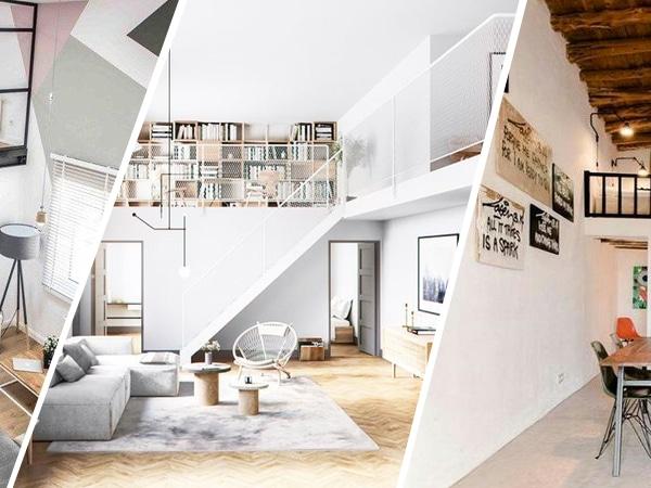 Galériás lakás update: 18 praktikus beltér kialakítás