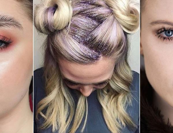 Glitteres hajtő- és orrszőrhosszabbítás, avagy a világ legőrültebb szépség trendjei