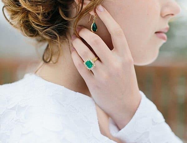 Gyémánt helyett: gyönyörű és tartós kövek, ha olcsóbb, de mutatós gyűrűt szeretnél