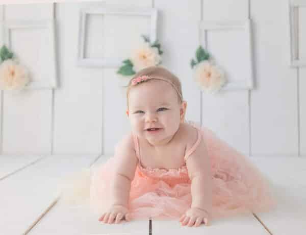 Gyönyörű bébifotók, amiket el kell készítened az első évben