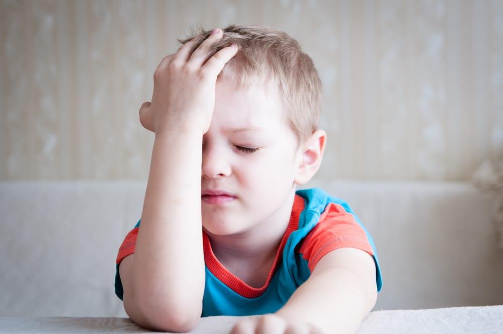 Gyerekkori fejfájás: miért alakul ki és mit tehetünk ellene?