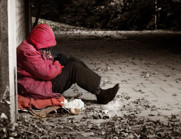 Hétköznapi problémák – Jogi fogadóóra hajléktalan embereknek