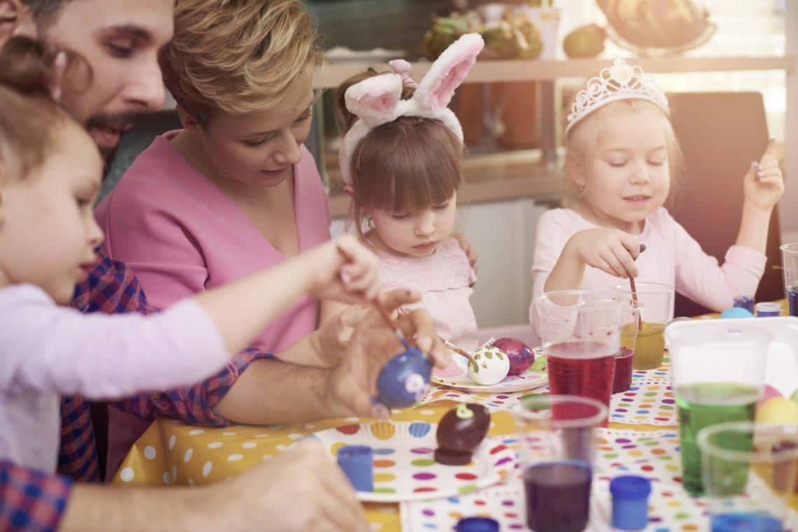 Húsvét a panelben: 10 apróság, amivel izgalmassá teheted