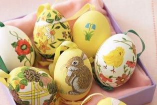 Húsvéti tojásfestési ötletek