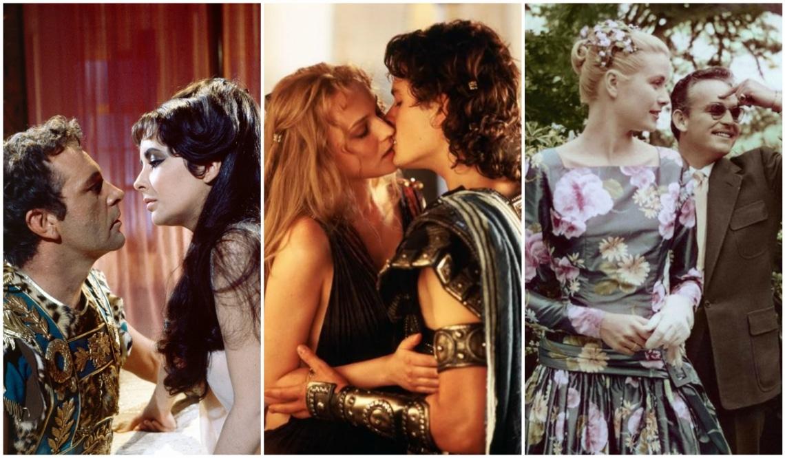 Halhatatlan szerelmek – A történelem leghíresebb szerelmespárjai