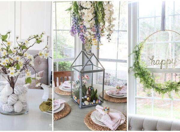 Hangold tavaszra az otthonod! Dekorációs tippek az üde összhatásért
