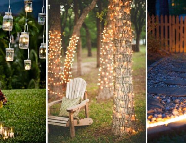 7 hangulatos kerti fény megoldás – Inspirációk teraszra és kertre