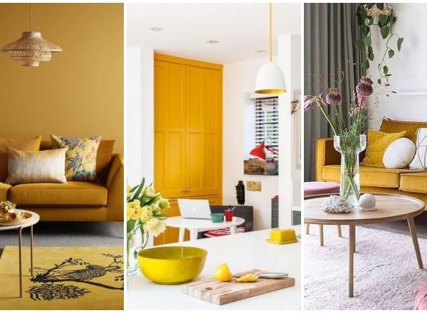Használd a mustárszínt a lakásban isHasználd a mustárszínt a lakásban is – 5 lakbeberendezési ötlet a szezon slágerszínével