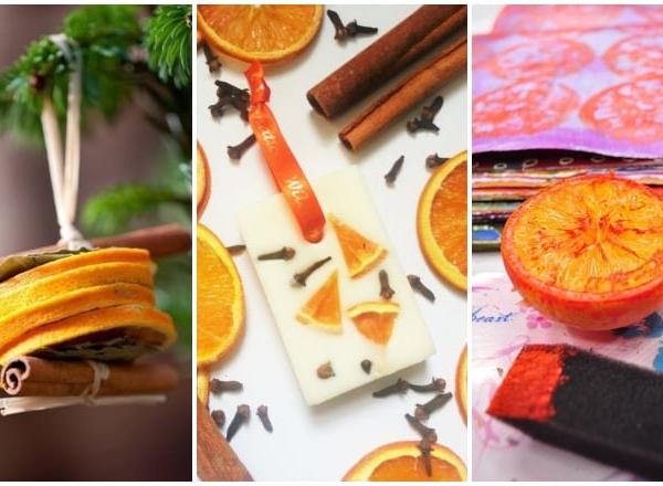 Hasznosítsd az illatos narancsot – 7 kreatív ötlet, amire eddig nem gondoltál