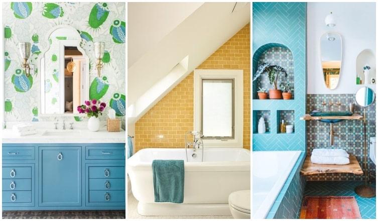 Hatalmas változást érhetsz el egy új színnel a fürdőszobában – Mutatjuk, hogyan!