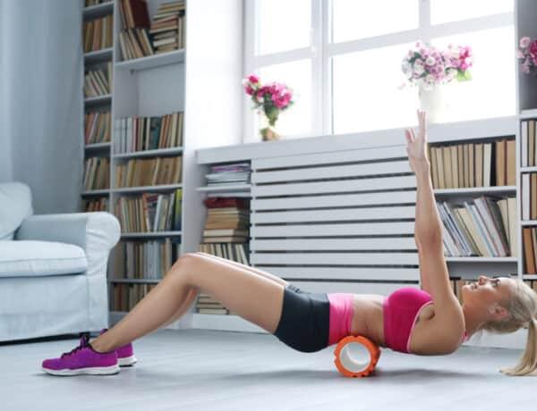 Hengerezés edzés előtt és után – hogy csináld, és mire jó?
