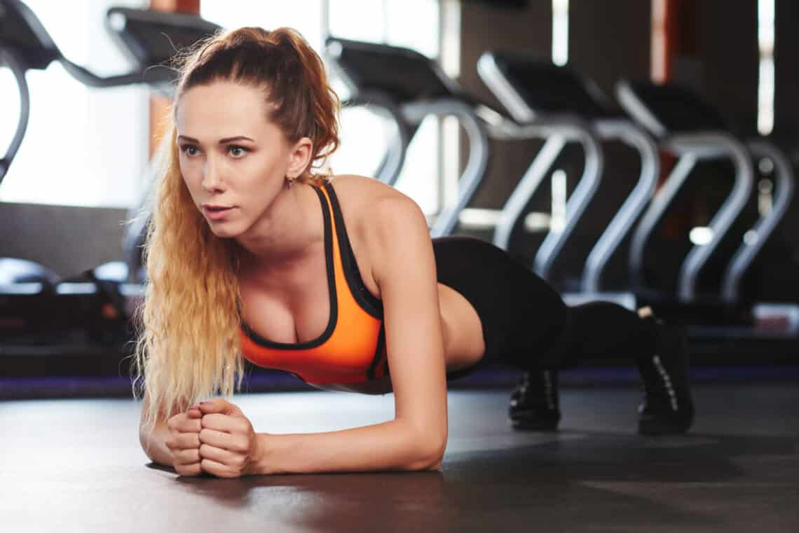 Hogyan ápold a hajad, ha sokat edzel – az izzadság nem akadály!