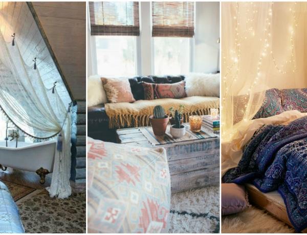 Hogyan varázsolhatod bohém stílusúvá a lakásod?